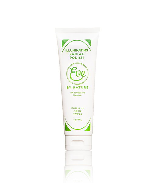 Eve by Nature illuminating facial polish