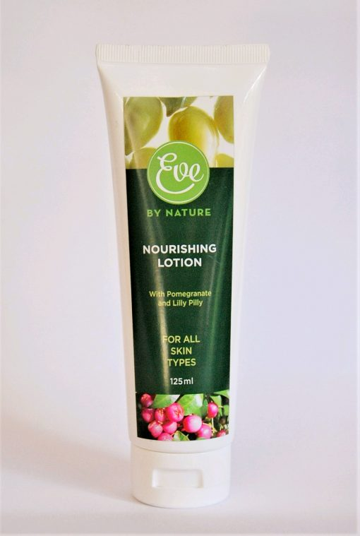 Eve by Nature nourishing lotion