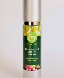 Eve by Nature restorative night cream